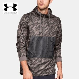 UNDER ARMOUR Sportstyle Windbreaker Anorak Jacket